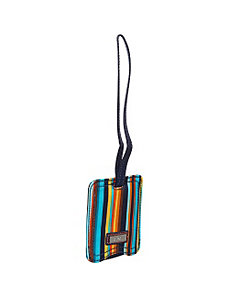Coated Luggage Tag by Hadaki