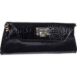 Croco Luxe Clutch
