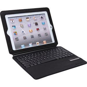 Ultra-Thin Folio: w/ Stand & Bluetooth Keyboard fo