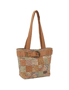 Medium Patched Tote by Donna Sharp