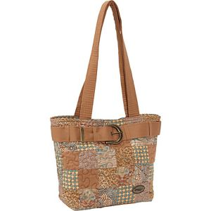 Medium Patched Tote