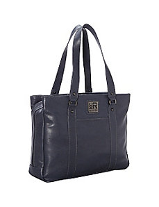 "Triple Compartment 15"" Laptop / iPad Tote by Kenneth Cole Reaction"
