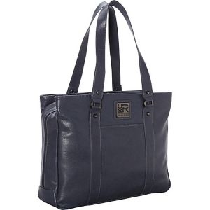"Triple Compartment 15"" Laptop / iPad Tote"