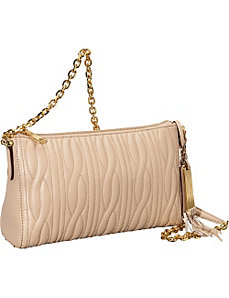 Banbury Quilted Chain Shoulder Bag by Lauren Ralph Lauren