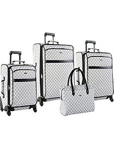 Signature Spinner 4 Piece Luggage Set by Pierre Cardin