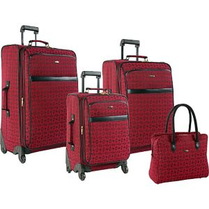 Revolution 4 Piece Luggage Set