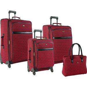 Revolution 4 Piece Luggage Set