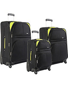 Somerset 3 Piece Luggage Set by Pierre Cardin