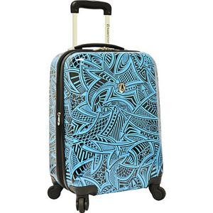 "Tribal 21"" Hardside Carry-On Spinner"