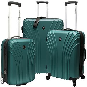 3-Piece Hardside Ultra Lightweight Luggage Set (In