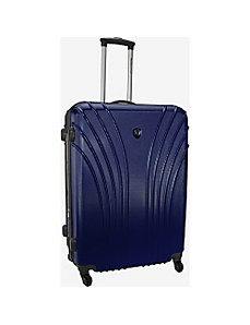"28"" Hardside Lightweight Spinner Luggage by Traveler's Choice"