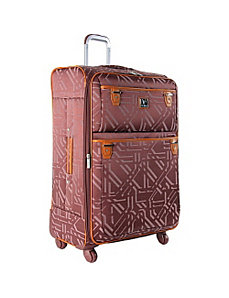 "Modern Tile 20"" Spinner Carry-on by Diane Von Furstenberg"