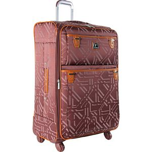"Modern Tile 20"" Spinner Carry-on"