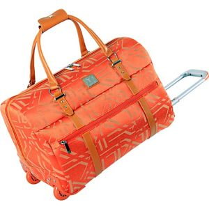 "Modern Tile 20"" Wheeled City Bag"