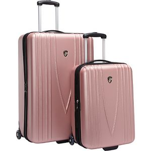 Barcelona 2 Piece Hardside Luggage Set