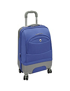 "Pioneer 22"" Hybrid Carry-on Spinner by Olympia"