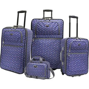 Holiday II 4 Piece Luggage Set