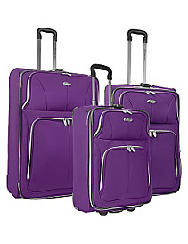Segovia 3 Piece Luggage Set by U.S. Traveler