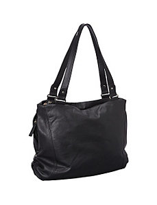 Large Top Zip Tote by Derek Alexander