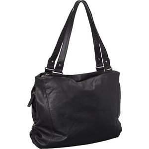Large Top Zip Tote