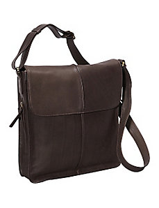 NS Flap Shoulder Bag by Derek Alexander