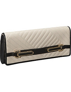 Christie Clutch by Calvin Klein