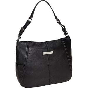 Key Item Leather Hobo