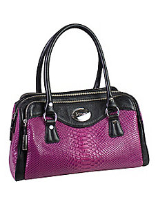 Peggy Triple Compartment Satchel by BODHI