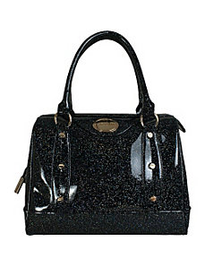 Glitter Jelly Speedy Satchel by BODHI