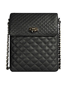 Quilted Crossbody for iPad by BODHI