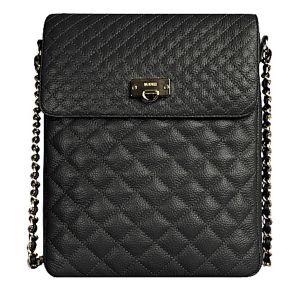 Quilted Crossbody for iPad