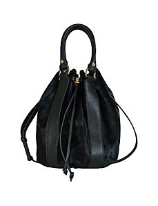 Angelica Drawstring Convertible Bag by BODHI