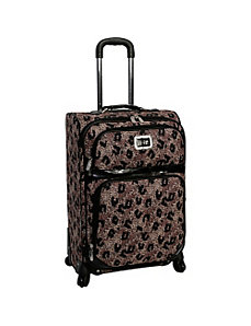 "Leopard 24"" Exp. Upright by Jessica Simpson"