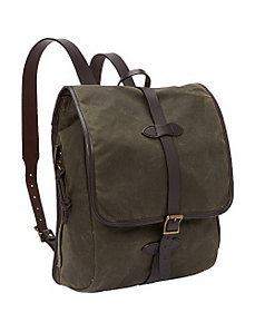 Tin Cloth Backpack by Filson