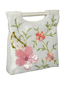 Tote Polysilk Sequins by Moyna Handbags