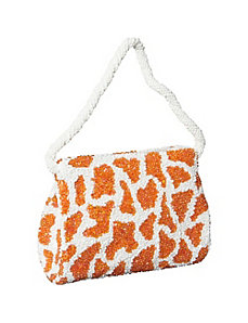 Mini Purse - Giraffe by Moyna Handbags