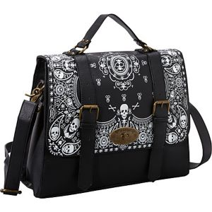 Bandana Print Top Handle Bag