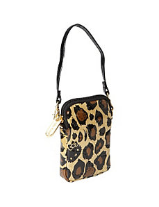 Hello Kitty Patent Leopard Multi Case by Loungefly