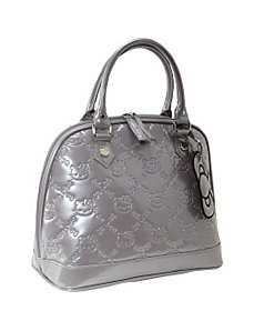 Hello Kitty Titanium Embossed Bag by Loungefly
