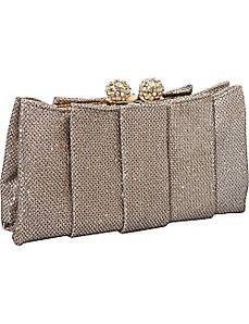 Sparkle Clutch by J. Furmani