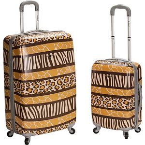Safari 1 - 2 Piece Hardside Luggage Set