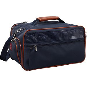 Nylon Pet Carrier - Small Navy