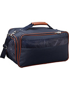 Nylon Pet Carrier - Medium Navy by Bark n Bag