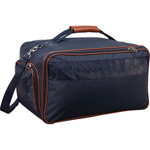 Nylon Pet Carrier - Large Navy