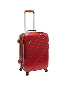 "Classic 21"" Spinner Suitcase by Beverly Hills Country Club"