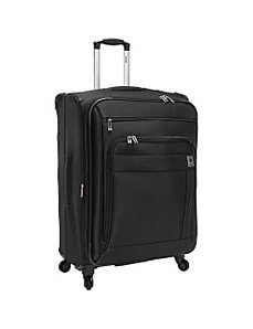 "Helium SuperLight Spinners 24.5"" Exp. Trolley by Delsey"
