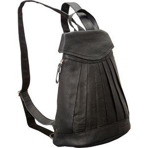 Pleated Mini-Backpack