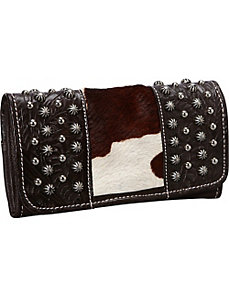 Santa Fe Spirit Tri-Fold Wallet by American West
