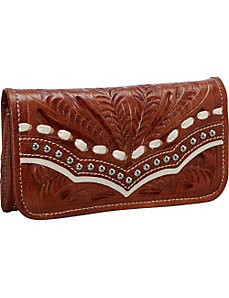 Sundance Tri-Fold Wallet by American West