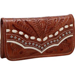 Sundance Tri-Fold Wallet